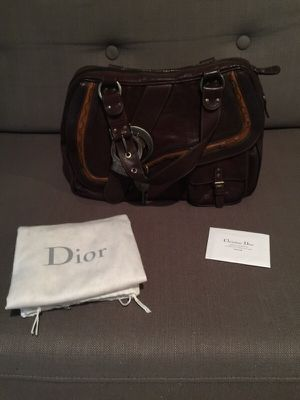 Christian Dior Gaucho bag for Sale in Las Vegas, NV