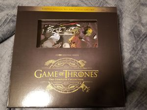 Game of Thrones The Complete Collection for Sale in Tacoma, WA
