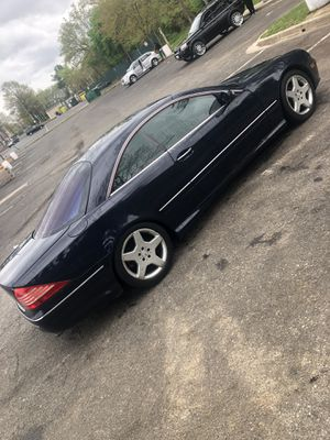 2004 Mercedes-Benz CL-Class for Sale in Fort Washington, MD