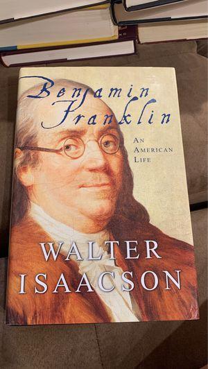 Benjamin Franklin for Sale in Springfield, VA