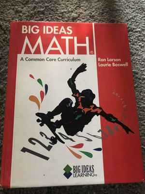 Math textbook for Sale in Anchorage, AK
