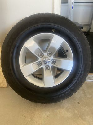 Ram Wheels/Tires P265/70R17 for Sale in Troy, IL
