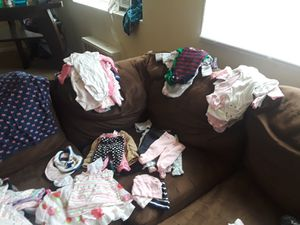 New born clothes for baby girl for Sale in Washington, DC