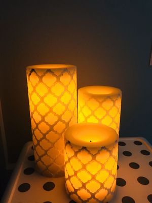 Battery candles for Sale in Farmers Branch, TX