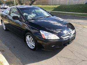 2005 Honda Accord EX-L 3.0L V6 Manual 6speed 140k for Sale in Washington, DC