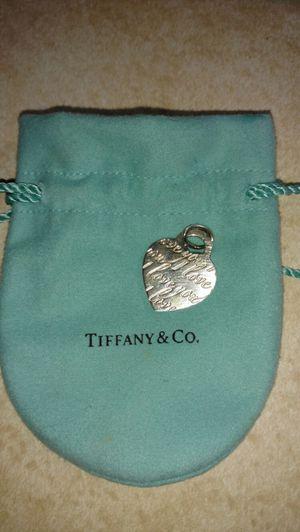 "Tiffany & Co retired ""I Love You"" charm for Sale in Hillsboro, MO"