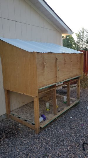 Chicken coop, Lean too style for Sale in Arvada, CO