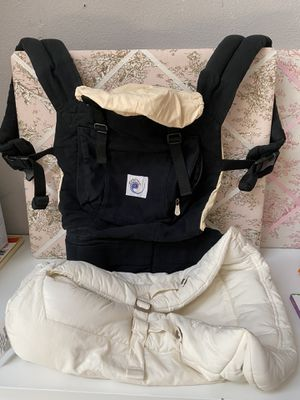 Ergobaby Original with infant insert for Sale in Katy, TX