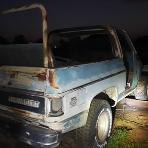 1980 Chevy blazer Running Gear Or Body for Sale in Madera, CA