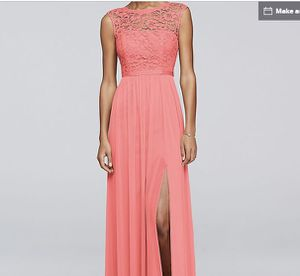 Bridesmaid/Prom/Banquet David's Bridal Dress for Sale in Raleigh, NC