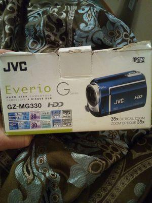 JVC hard disk camcorder for Sale in Schertz, TX