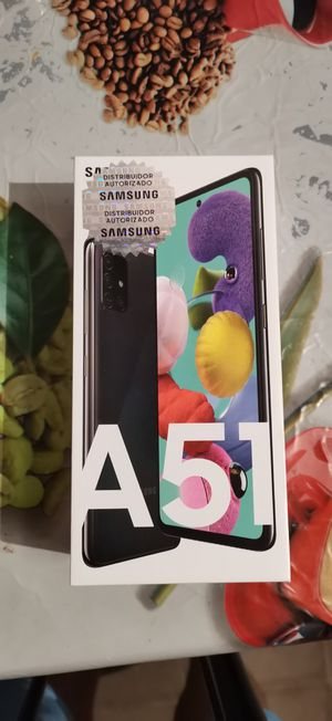 Samsung Galaxy A51 New for Sale in NEW CARROLLTN, MD