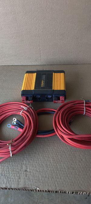 Power drive 2000 Watt inverter for Sale in Lancaster, PA