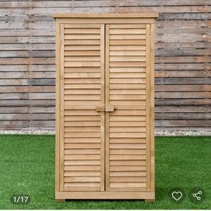 New Wooden Garden Storage Shed for Sale in Norwalk, CA