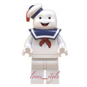 STAY PUFT MINIFIGURE LEGO COMPATIBLE GHOSTBUSTERS MOVIE for Sale in Commack, NY