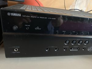 Yamaha HTR-4065 receiver for Sale in Milpitas, CA