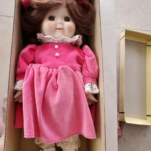 New Porcelain Collector Musical Doll for Sale in West Palm Beach, FL
