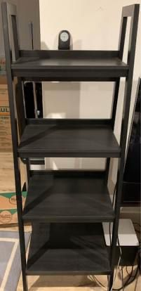 4 Shelf Ladder Bookcases, Set of 2! for Sale in Torrance, CA