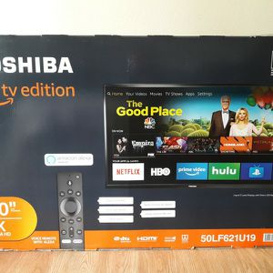 50 Inch Smart Alexa TV for Sale in Fairfax, VA