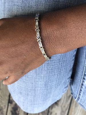 Sliver Diamond Bracelet for Sale in Portsmouth, VA