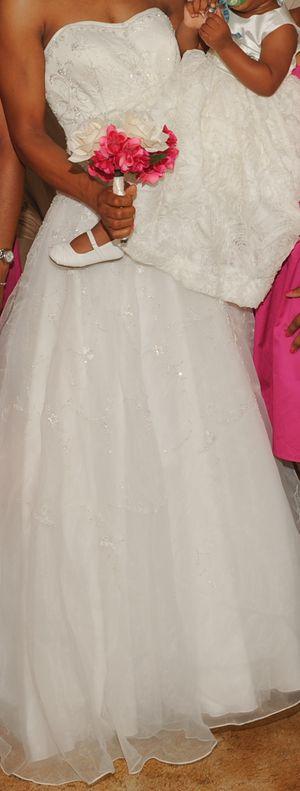 Wedding dress for Sale in DORCHESTR CTR, MA