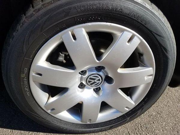 2001 Volkswagen Passat (New)