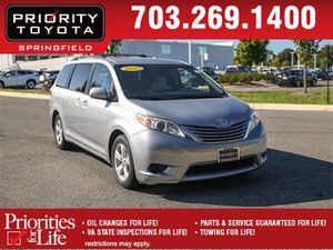 2015 Toyota Sienna for Sale in Springfield, VA