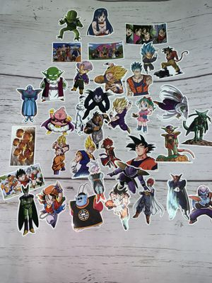 Dragon ball z stickers for Sale in Los Angeles, CA
