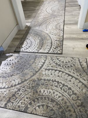 Gray rugs for Sale in Portland, OR