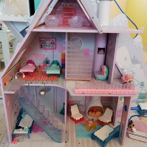 LOL Winter Chalet Doll House for Sale in San Diego, CA