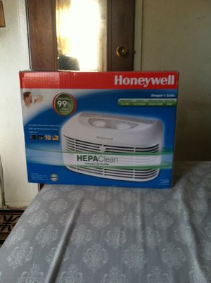 compact air purifier filter by vacuumed to clean new nothing wrong with it for Sale in Falls Church, VA