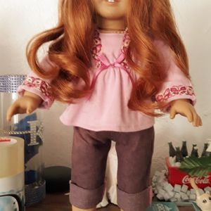 Beautiful American Girl Truly me Doll See Pictures I'm In (Fontana) Message Only When Ready To Pick Up for Sale in Fontana, CA
