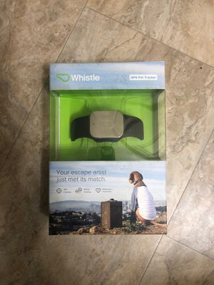 Whistle GPS Pet Tracker x2 for Sale in Seattle, WA