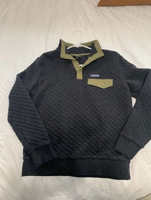 Patagonia quilted pullover M for Sale in Tucson, AZ