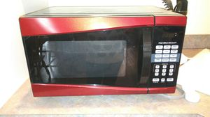 Lightly used microwave looks new for Sale in Boston, MA