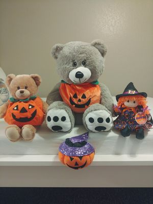 🎃 ( Bundle ) Halloween Plushies 🎃 for Sale in Chandler, AZ