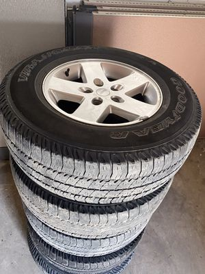 Stock Jeep Wrangler Wheels for Sale in Columbus, OH