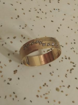 14k gold and diamond ring for Sale in Pueblo, CO