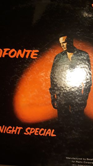 Harry belafonte the midnight special lp for Sale in Tracy, CA