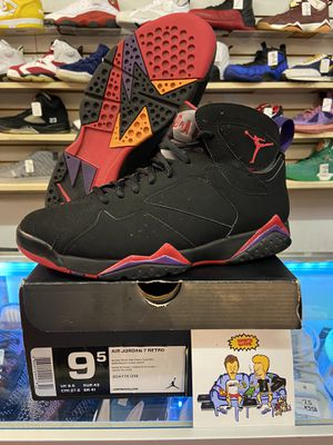 """Air Jordan 7 Retro """"Raptors"""" 2012 for Sale in Bay Point, CA"""
