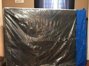 BRAND NEW ( QUEEN SIZE ) BOX SPRING for Sale in Philadelphia, PA