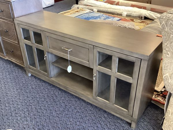 New Helena Long Credenza TV Stand