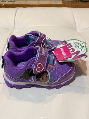 Nella the Princess Knight Sneakers Size 6 for Sale in Richardson, TX