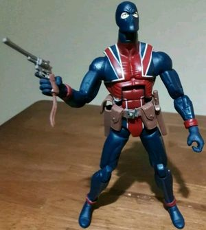 Union Jack Action Figure marvel comics avengers toy for Sale in Marietta, GA