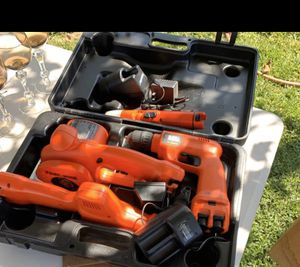 Power tools for sale for Sale in Anaheim, CA