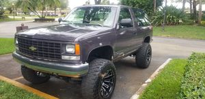 Chevy/Chevorlet/4x4/Blazer/Lifted FINAL PRICE!!! for Sale in Pembroke Pines, FL