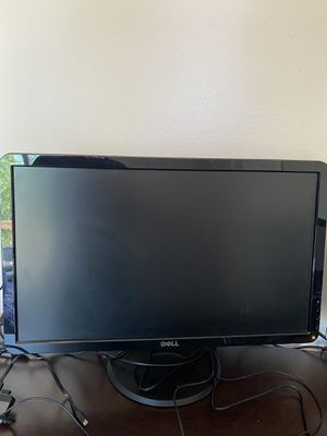 Dell 20' monitor and keyboard for Sale in Grandville, MI