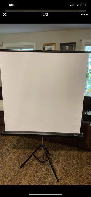 Projector screen for Sale in Palmetto Bay, FL
