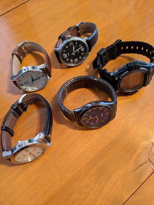 Lot Of All Good Working Watches! for Sale in Payson, AZ