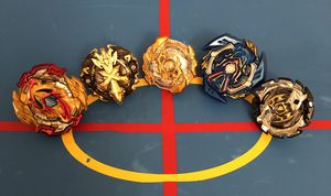 Beyblade set 5 pcs ||b11|| for Sale in Frederick, MD